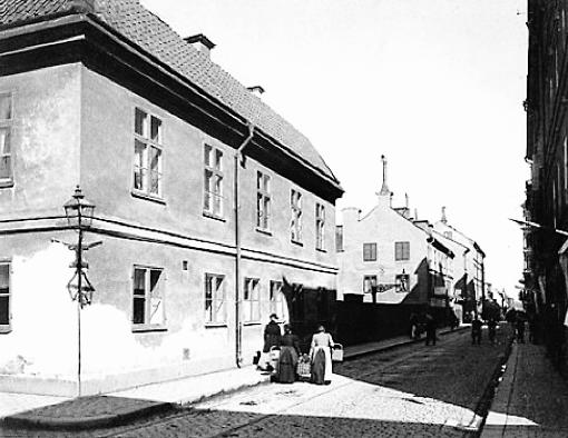 bilder på kända byggnader i stockholm