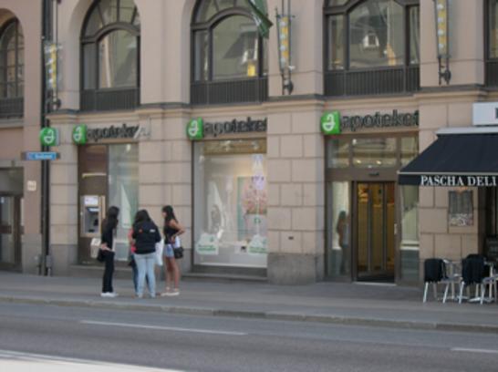 apotek kungsgatan stockholm